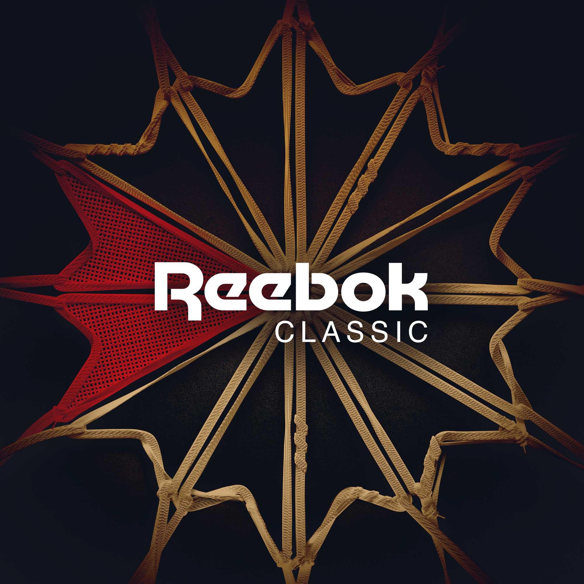 Reebok Classics 3D Shoelaces
