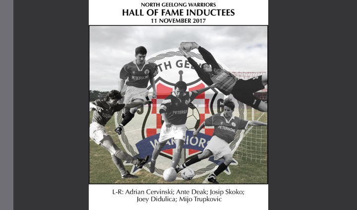 Hall of Fame Inductees Announced