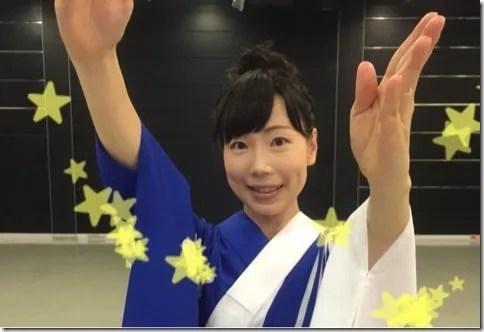 NHK中谷雪乃のカップや年齢は?身長やプロフまとめ!
