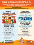 niagara hub santa and frozen 2015