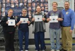 certificates at Sams
