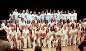 NCCC Nurses Pinning Ceremony May 2017