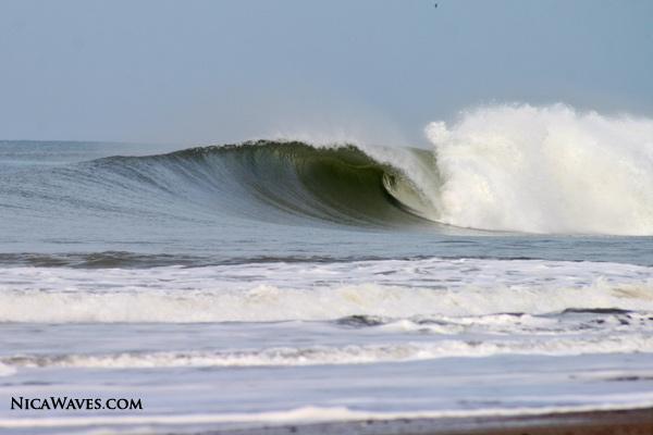october surf nicaragua