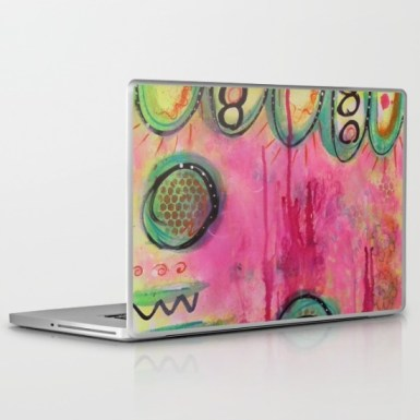 little-green-fairies-greet-the-sunrise-laptop-skins