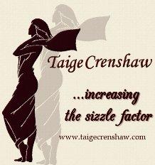 Taige Crenshaw, erotic romance author
