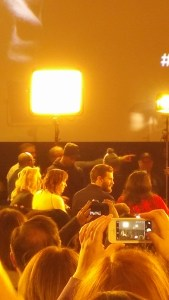 50 Shades of Grey First, Friday Fan, Jamie Dornan, Dakota Johnson