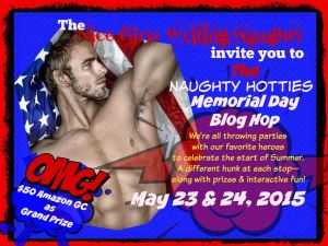 Naughty Hottie Memorial Day