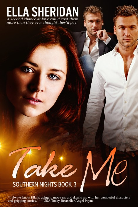 Take Me E-Book Cover