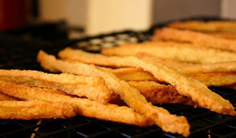 Perfect Cheese Straws