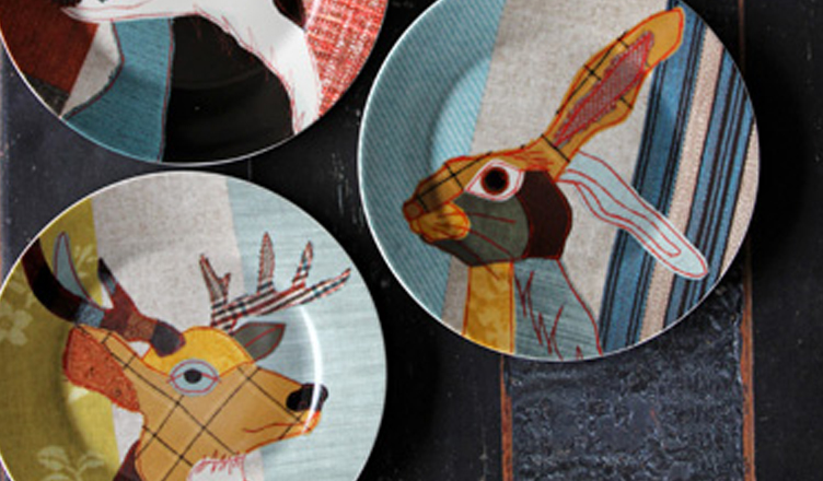 Win A Beautiful Beastie Set of Plates