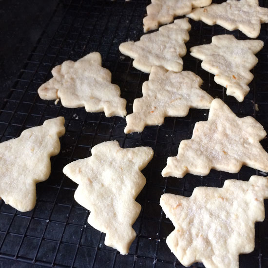 Lemon Tree Shortbread