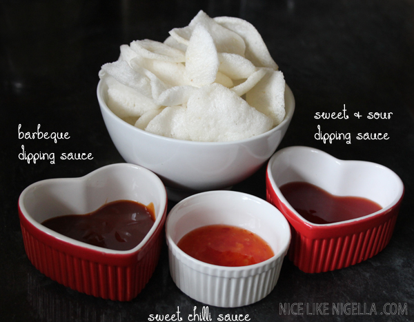 Mandarin Gluten free sauces