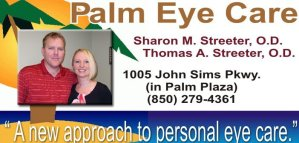 Palm Eye Care, Niceville FL