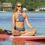 Stand up paddle board yoga classes now in Niceville