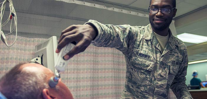 96th MDG airman selected as AFMS Trusted Care Hero