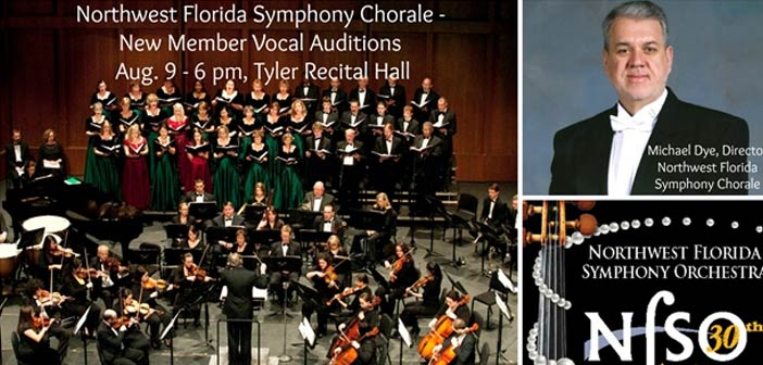 Symphony Chorale changes director, Michael Dye to lead Vocal Ensemble at College