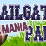 Community tailgate party is Friday afternoon