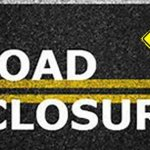 Eglin December road closures