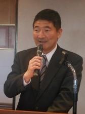 再選された高橋会長
