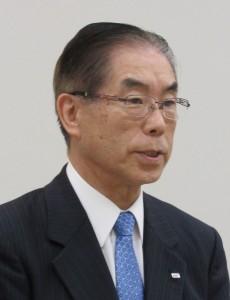 山田新会長