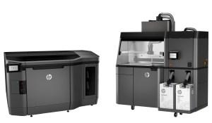 HP Jet Fusion 3D 4200 プリンティングソリューション