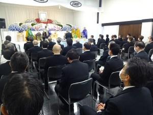 故瀬戸良皓氏「お別れ会」