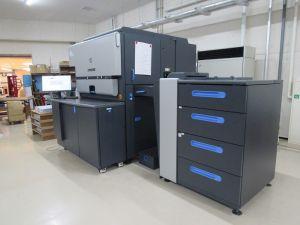 導入した「HP Indigo7900デジタル印刷機」