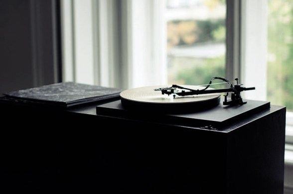 Tree Record Player