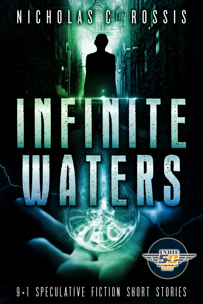 Infinite Waters | From the reader blog of Nicholas C. Rossis, author of children's books, fantasy and science fiction