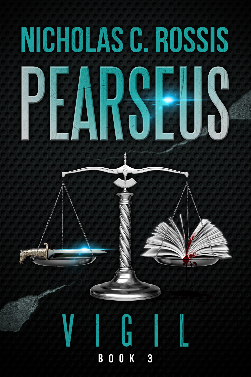Pearseus: Vigil | From the reader blog of Nicholas C. Rossis, author of children's books, fantasy and science fiction