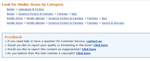 Amazon categories | From the blog of Nicholas C. Rossis, author of science fiction, the Pearseus epic fantasy series and children's books