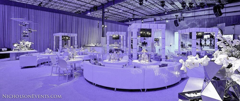 Nicholson Events Room Decore & Custom Furniture photo by Andre Maier