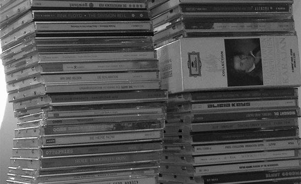 Wer braucht noch Compact Discs?