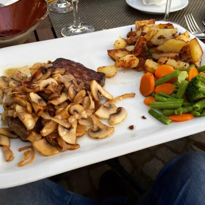Bistecca di Manzo alla Griglia @ Amici, Gehrenberg 31, 33602 Bielefeld