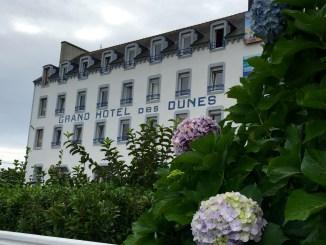 Grand Hôtel des Dunes @ Lesconil, Bretagne, Frankreich
