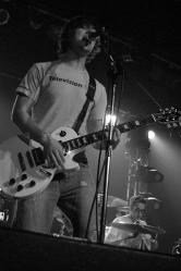 nick costa performing with Practically Single at the trocadero in philadelphia