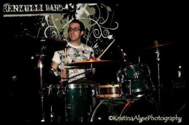 Nick costa performing with The Anthony Renzulli Band (Currently of Soria)