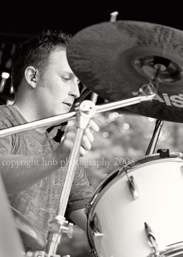 Joe Miller - Drums