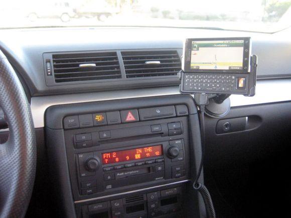 Motorola Droid Car Mount
