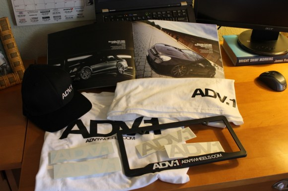 ADV.1 Swag Pack