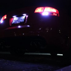 B7 Audi A4/S4/RS4 Reverse LED Lights DIY