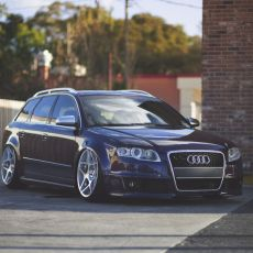 Prezzi's Bagged B7 RS4 Avant Conversion