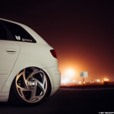 David's Bagged A3 on Radi8 Wheels