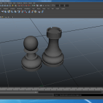 Modelled the Pawn and Rook