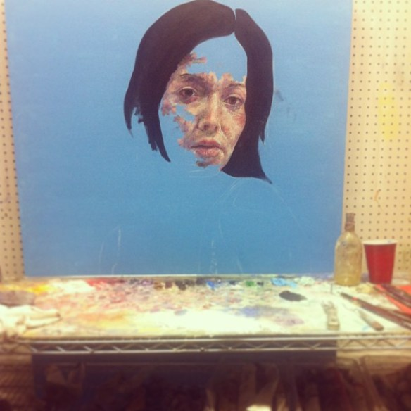 Portrait In Progress