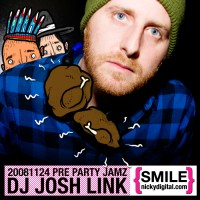 Pre Thanksgiving Party Jamz Volume 19: DJ Josh Link