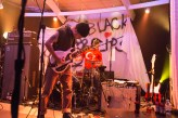 Black Lips performs on the S.S. Coachella