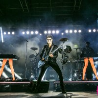 Chromeo LIVE at Central Park Summer Stage on September 12, 2014