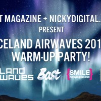 UPCOMING: Iceland Airwaves Warm-Up Party on November 4, 2014 at Paloma in Reykjavik, Iceland! RSVP for FREE Entry and OPEN BAR!