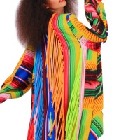 STYLE: Colorful Oversized Sweater by Mamadoux